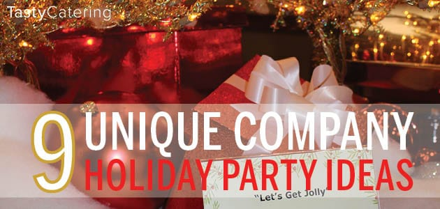 9 Unique Company Holiday Party Themes | Party Pros